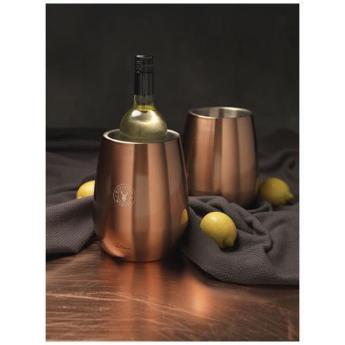Coulan vinkjøler med dobbel vegg i rustfritt stål