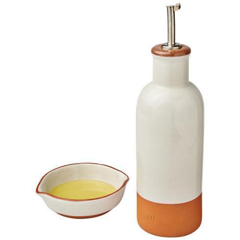 Terracotta-drypper og dippsett