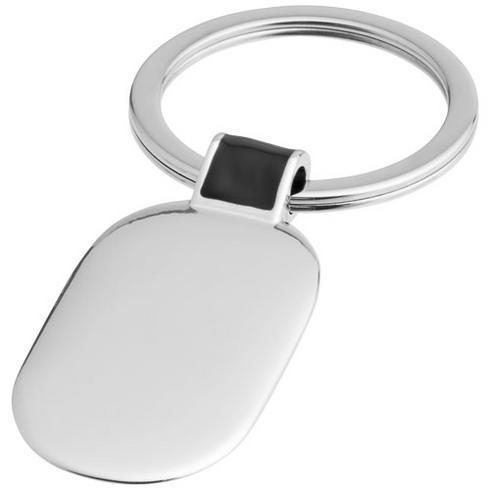 Barto oval nøkkelring