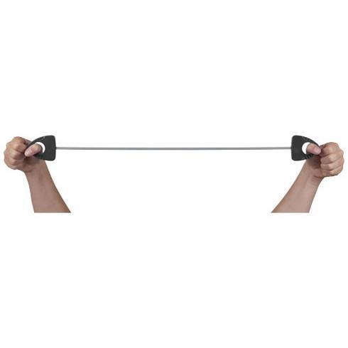 Dolphin elastisk fitnessbånd med håndtak