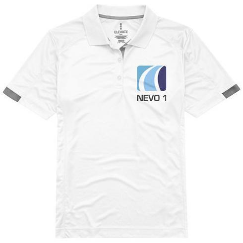 Kiso kortermet poloskjorte med avslappet passform for kvinner