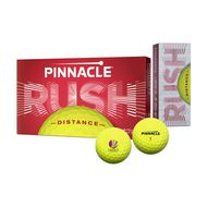 Pinnacle Rush golfbollar