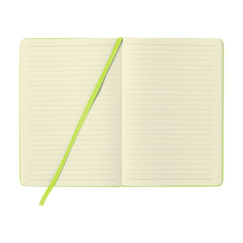 BudgetNote A5 Lines anteckningsblock