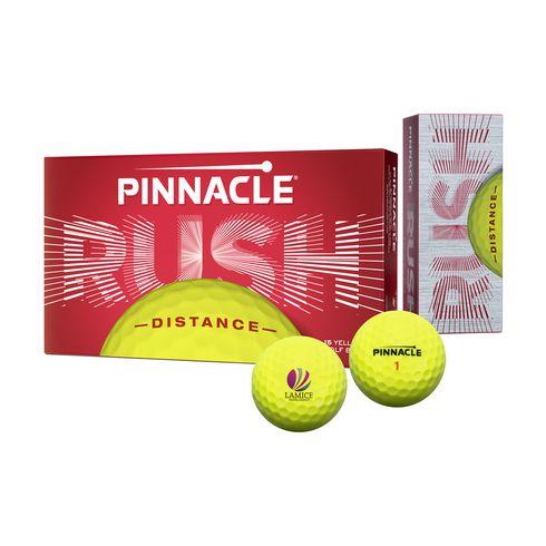 Pinnacle Rush golfbollar
