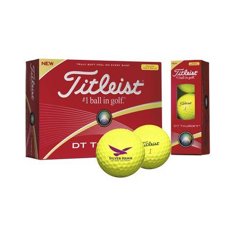 Titleist DT TruSoft golfboll