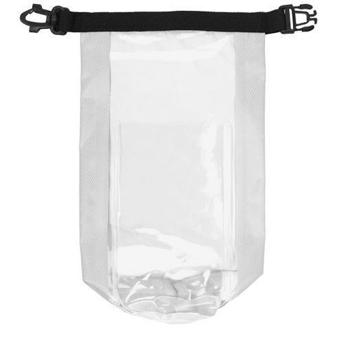 Tourist 2 L vattentät outdoorbag med telefonväska
