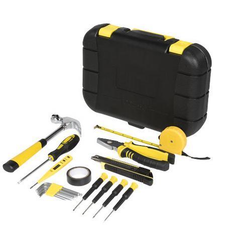 Sounion verktygslåda med 16 delar