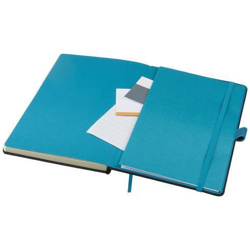 Meyla färgglad inbunden anteckningsbok A5