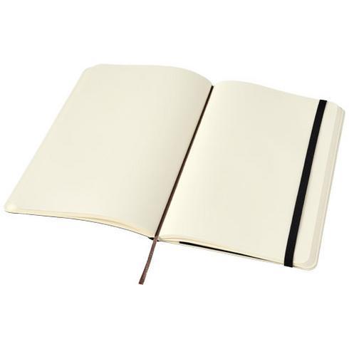 Classic L anteckningsbok med mjukt omslag – blanka sidor
