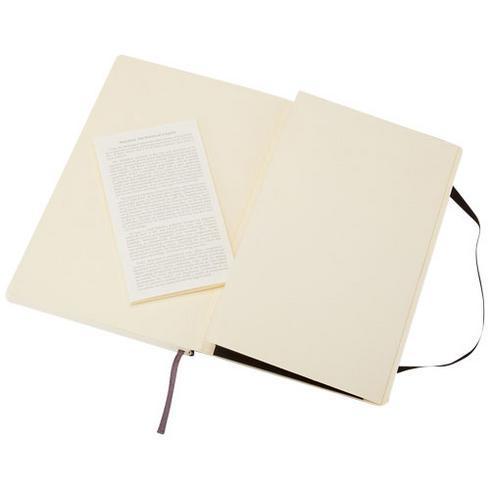 Classic PK av anteckningsbok med mjukt omslag – blankt papper