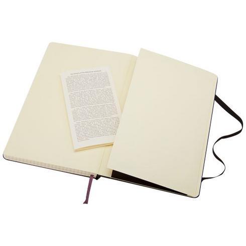 Classic PK av inbunden anteckningsbok – rutat