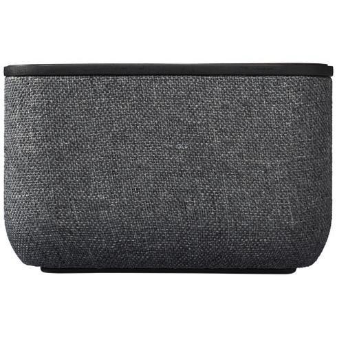 Shae Bluetooth®-högtalare med tyg och trä