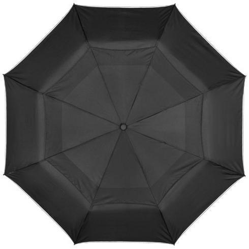 """Scottsdale 21"""" hopfällbart automatiskt paraply"""