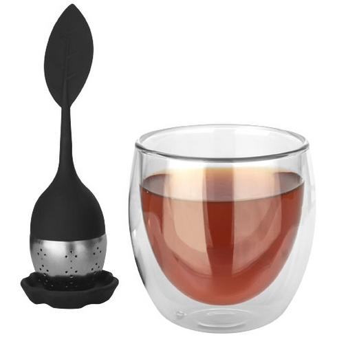 Spring teset med sil och kopp