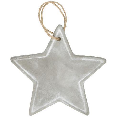 Seasonal stjärnprydnad