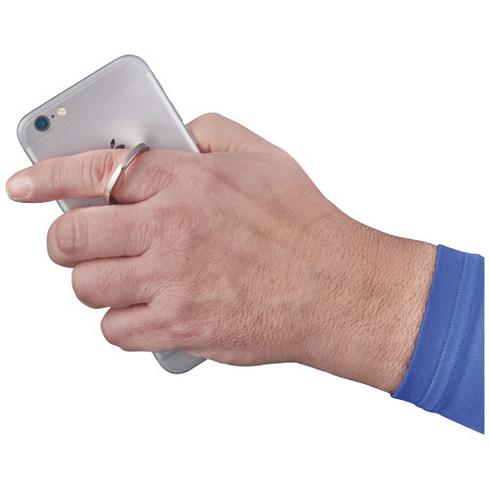 Cell telefonhållare med aluminiumring