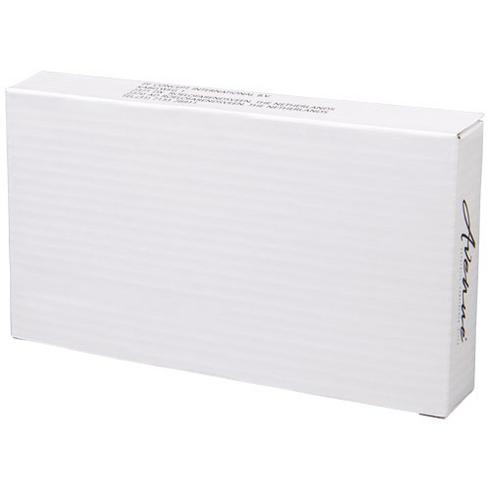 Plate 8 000 mAh powerbank i aluminium