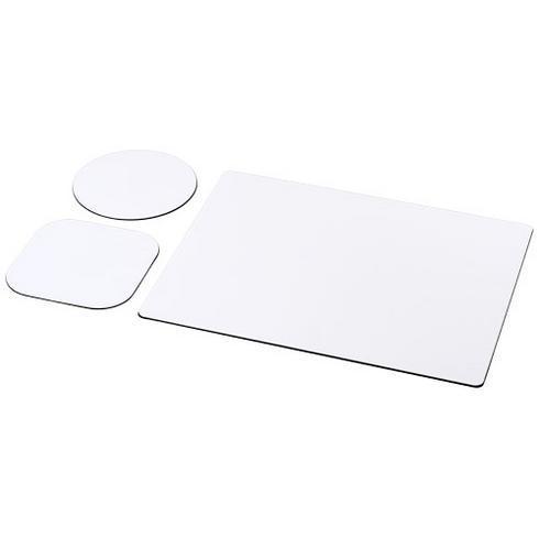 Brite-Mat® Set 1 med musmatta och underlägg