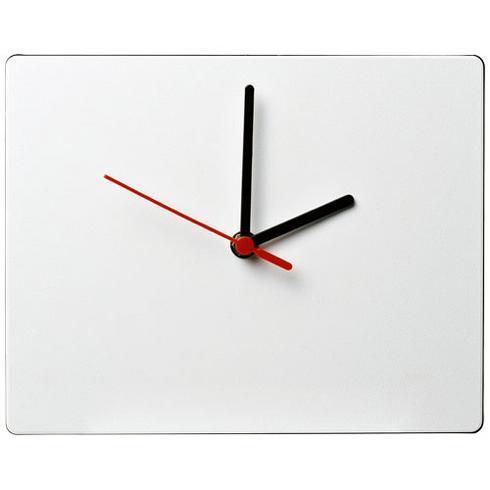 Brite-Clock® rektangulär väggklocka