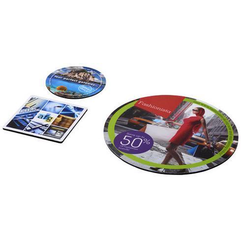 Q-Mat® Set 4 med musmatta och underlägg