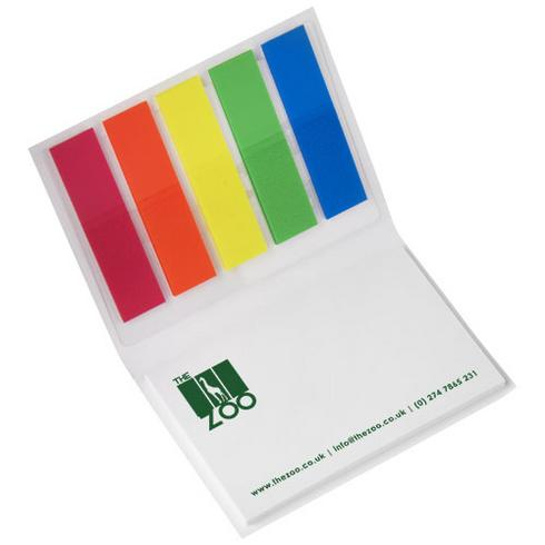 Combi notes page marker set