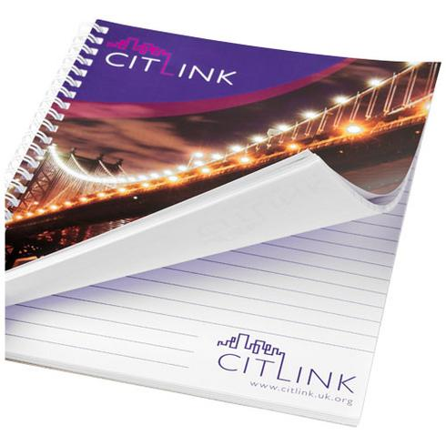 Desk-Mate® spiral A4 anteckningsblock