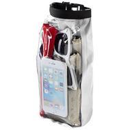 Tourist 2-liters vandtæt udendørstaske m. telefonlomme