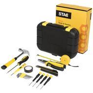 Sounion værktøjskasse med 16 dele