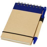 Zuse-muistio ja kynä, kierrätetty, koko A7