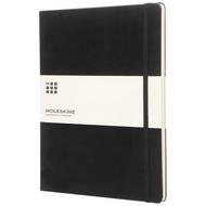 Classic XL notatbok med stivt omslag – stiplet