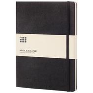 Classic XL av inbunden anteckningsbok – rutat