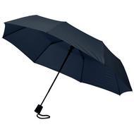 "Wali 21"" hopfällbart automatiskt paraply"