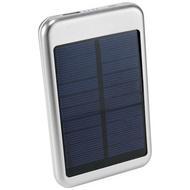 Bask 4000 mAh powerbank med solceller