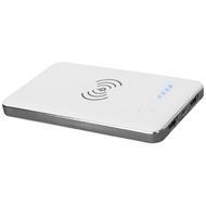 Zing Qi® 4000 mAh Powerbank mit kabelloser Ladefunktion