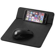 Rodent wireless charging mouse pad