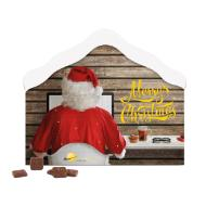 """System Adventskalender Standard formaat """"Kersthuis"""""""
