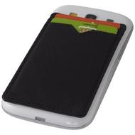 Eye dual pocket RFID smartphone wallet