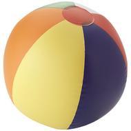 Rainbow solid beach ball