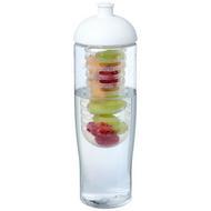 H2O Tempo® 700 ml sportflaska med kupollock och fruktkolv