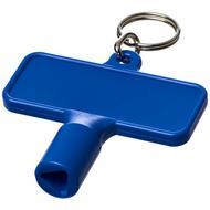 Maximilian rechteckiger Universalschlüssel mit Schlüsselanhänger
