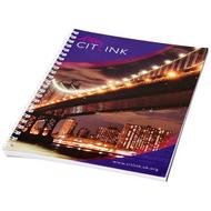 Desk-Mate® kierremuistikirja, A5