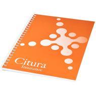 Desk-Mate® A4 notesbog syntetisk omslag
