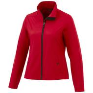 Karmine women's softshell jacket