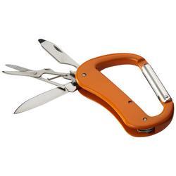 Canyon 5-function carabiner knife