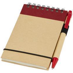 Zuse A7 Recycling Notizblock mit Stift