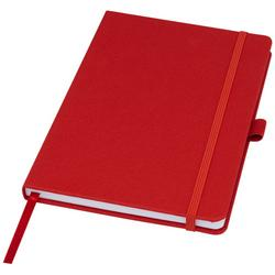 Honua A5 recycled paper notebook with recycled PET cover