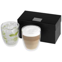 Boda glass-sett i 2 deler