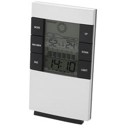 Como desk weather station with alarm clock