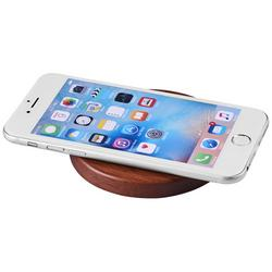 Bora wooden wireless charging pad