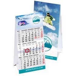 Colour Start 3-month calendar